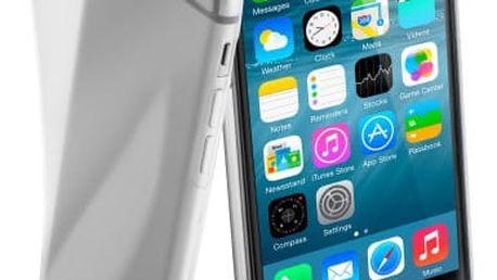 CellularLine zadní kryt Fine pro iPhone 6, bezbarvý - FINECIPH647T