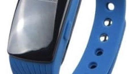 Fitness náramek Umax U-Band 107HR (UB502) modrý