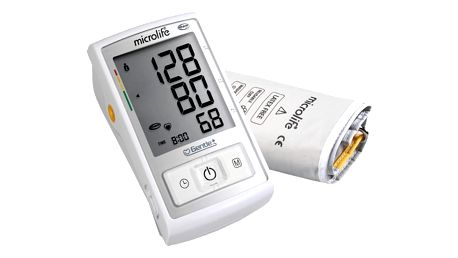 MICROLIFE PC automatický tlakoměr na paži BP A3 Plus