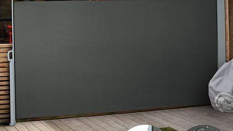 Venkovní zástěna výška 1,8m délka 3m Sporthome zelená