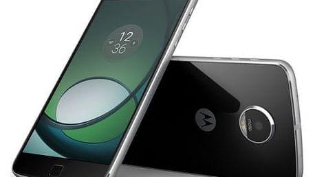 Mobilní telefon Lenovo Moto Z Play Dual SIM (SM4443AE7N6) černý