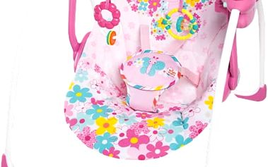 BRIGHT STARTS Houpačka PiP Butterfly Cutouts 0m+, do 9kg