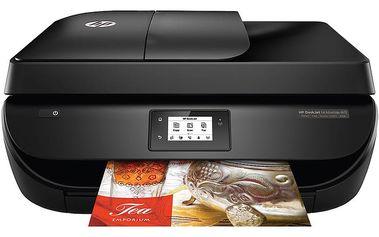 HP Deskjet Ink Advantage 4675, černá - F1H97C + HP pastelky + HP Foto papír Advanced Glossy Q8692A, 10x15, 100 ks, 250g/m2, lesklý v cene 249 Kč