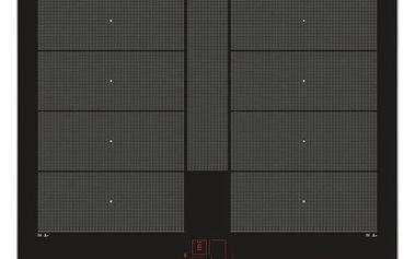 Indukční varná deska Siemens EX675LYC1E černá/nerez + Doprava zdarma