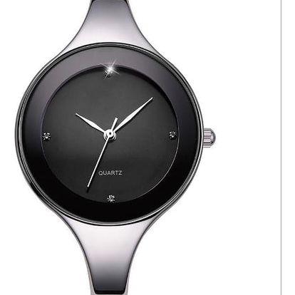 Elegantní dámské hodinky do společnosti
