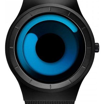 Exkluzivní pánské hodinky ve futuristickém stylu