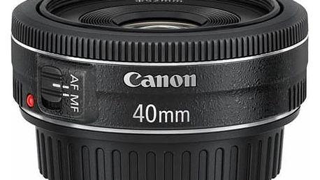 Objektiv Canon EF 40mm f/2.8 STM (6310B005) + Doprava zdarma