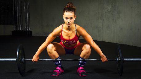 Základní kurzy cvičení CrossFit a celodenní vstupy
