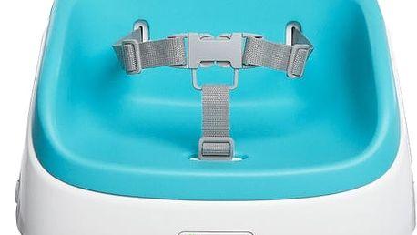 INGENUITY Podsedák na jídelní židli SmartClean - Aqua 2r+ do 22 kg