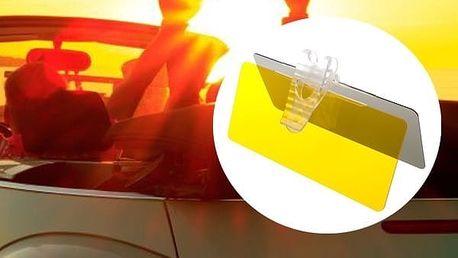 Clona do auta pro perfektní viditelnost