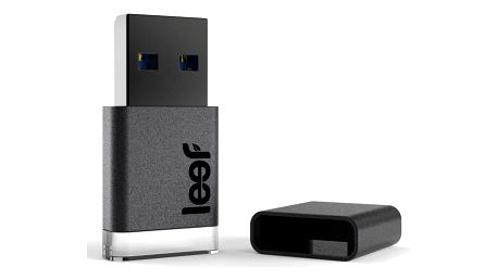 Leef USB 32GB Magnet 3.0 charcoal