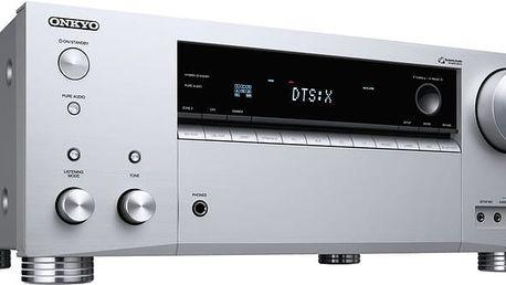 Onkyo TX-RZ710, stříbrná - TX-RZ710S