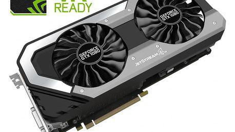 PALiT GeForce GTX 1080 Super JetStream, 8GB GDDR5X - NEB1080S15P2J + Kupon hra dle vlastního výběru: For Honor, Tom Clancy´s Ghost Recon v ceně 1499,- Kč