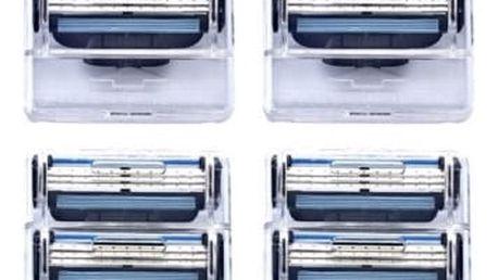 Pánské náhradní žiletky na holení - 16 kusů