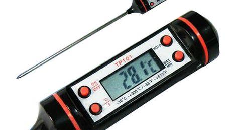 Kuchyňský digitální teploměr -50°C - +300°C - dodání do 2 dnů