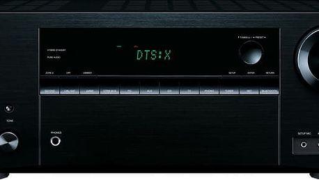 Onkyo TX-NR656, černá - TX-NR656B