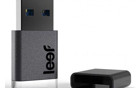 Leef USB 32GB Magnet 3.0 charcoal