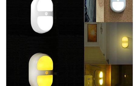 LED svítidlo se snímačem pohybu - dodání do 2 dnů
