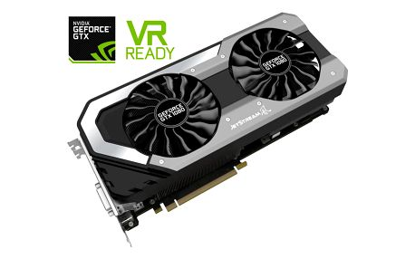 PALiT GeForce GTX 1080 Super JetStream, 8GB GDDR5X - NEB1080S15P2J