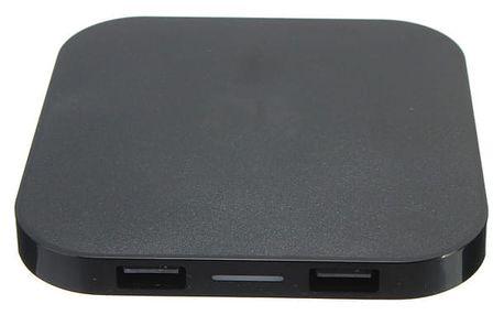 Nabíječka pro bezdrátové nabíjení s USB porty