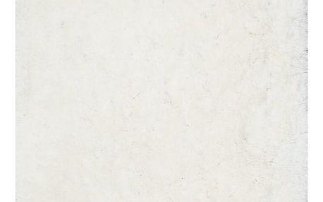 Ručně tuftovaný bílý koberec nuLOOM Fluffy White, 122x183cm - doprava zdarma!