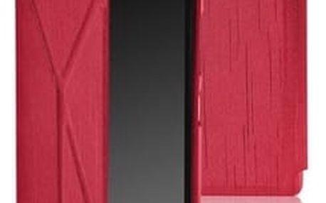 Pouzdro na mobil GoGEN Pouzdro na mobil pro Lenovo VIBE SHOT - červené