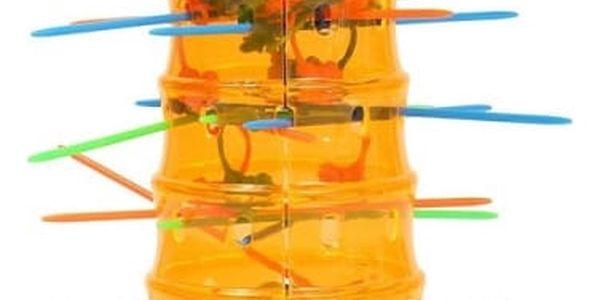 Padající opice - dětská hra