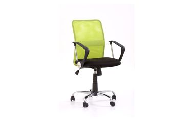 Kancelářská židle Tony zelená
