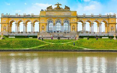 1denní poznávací výlet pro 1 osobu do Vídně: návštěva čokoládovny, vídeňské ZOO Schönbrunn