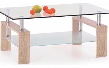 Konferenční stůl Diana H dub sonoma