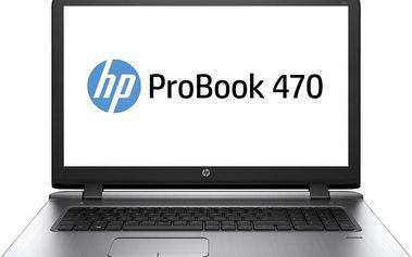 Notebook HP ProBook 470G3 17,3 i5 4G 256G 2G W10P