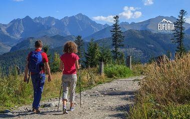 Vysoké Tatry s polopenzí, pro celou rodinu