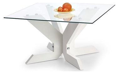 Konferenční stůl Aisha bílá