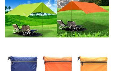 Přenosná plachta proti dešti (250x150 cm) - různé barvy