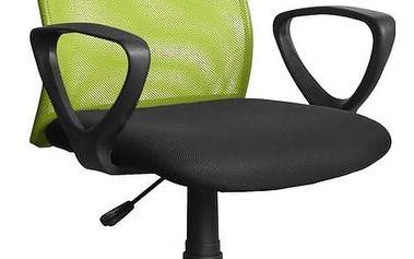 Kancelářská židle Alex Z - zelená