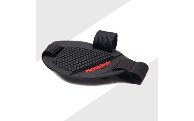 Ochrana boty při řazení pro motorkáře
