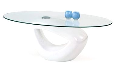 Konferenční stůl Jasmin bílá