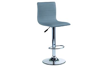 Barová židle H-21 šedá