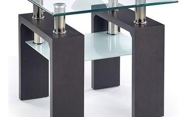Konferenční stůl Diana H - čtverec wenge