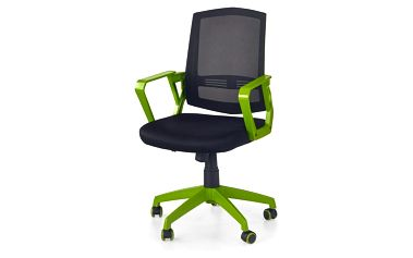Kancelářské křeslo Ascot zelená