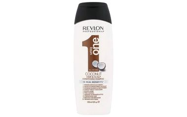 Revlon Uniq One Coconut Conditioning 300 ml šampon W