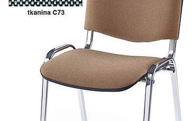 Kancelářská židle ISO C šedá