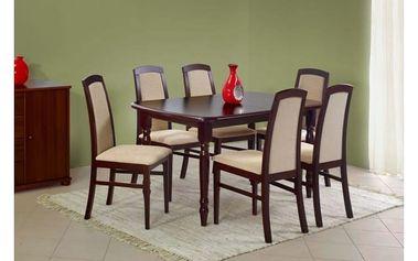 Dřevěný jídelní stůl Arnold antická třešeň II