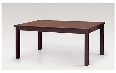 Jídelní stůl Samba 90x90 cm antická třešeň