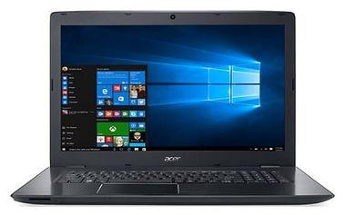 Notebook Acer E17 (E5-774G-5317) (NX.GG7EC.002) černý
