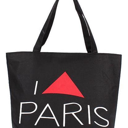 Taška přes rameno s motivy Paříže - 5 variant