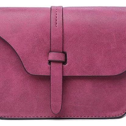 Taška přes rameno ve stylovém designu - 3 barvy