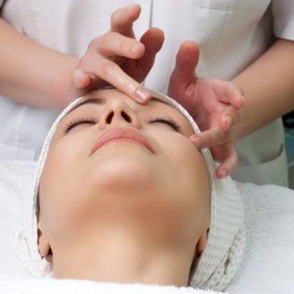 60min. omlazující ošetření laserem + masáž obličeje, kys. hyaluronová a kolagen, až 5x