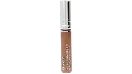 Clinique Long Last Glosswear SPF15 6 ml lesk na rty pro ženy 03 Knockout Nude