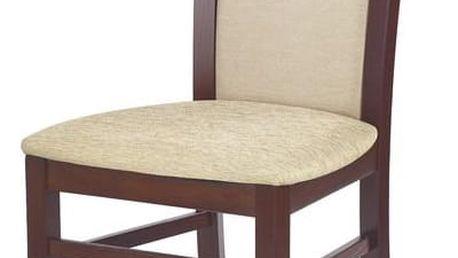 Jídelní židle Gerard 2 antická třešeň